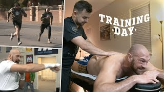 Training Day: Tyson Fury changes trainers as he prepares to destroy Deontay Wilder