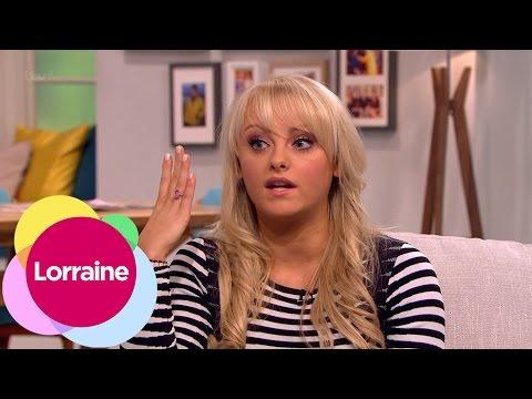 Katie McGlynn On Becoming A Tomboy | Lorraine