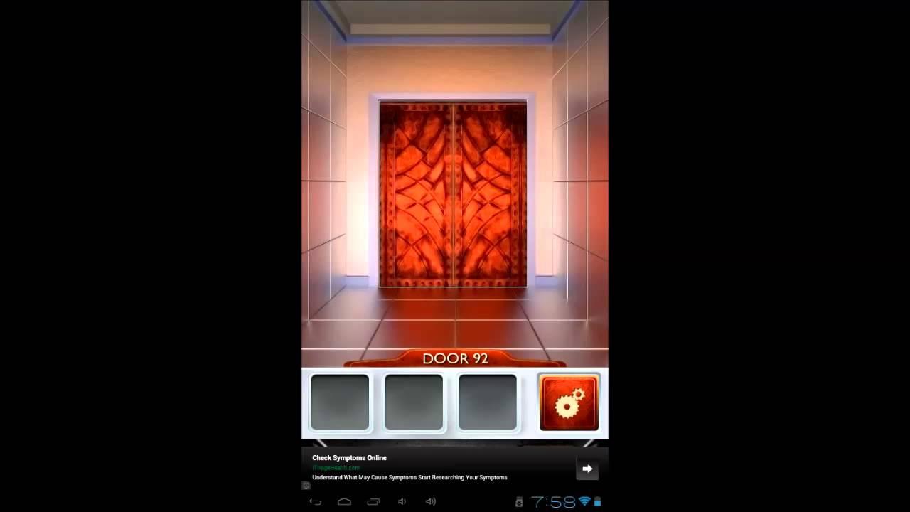 100 Doors 2 Level 92 Walkthrough Cheats Youtube