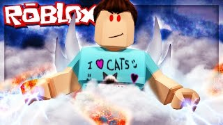 being the god of roblox disasters
