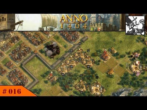 Anno 1404 - Venice: #016 All-out Warfare! And crashes... |