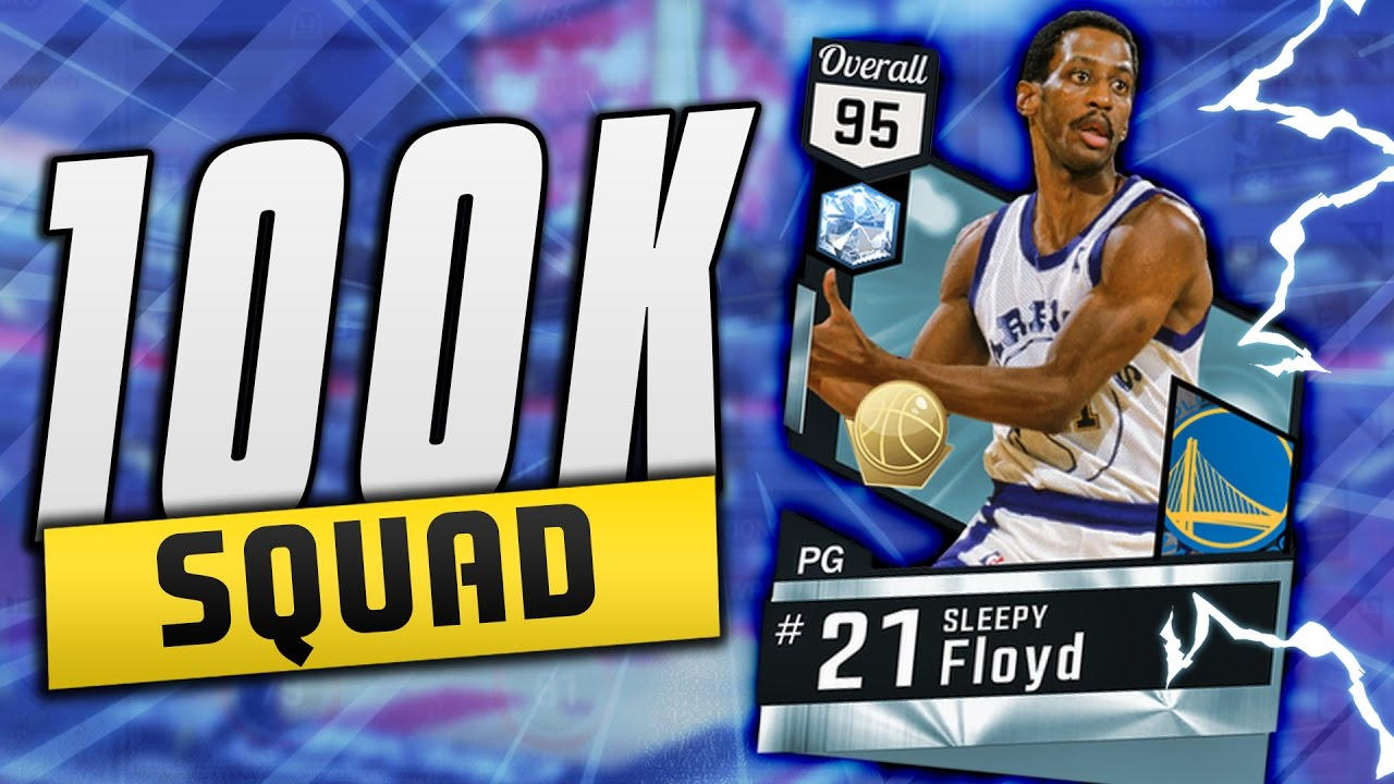 BEST 100K MT SQUAD POSSIBLE Ft Diamond SLEEPY FLOYD