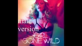 madonna - girl gone wild (male version)
