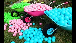 Balls and Toys, Play with Kids challenge