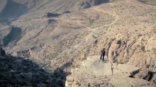 انشودة سامي يوسف 2016 في سلطنة عمان(جبل شمس)