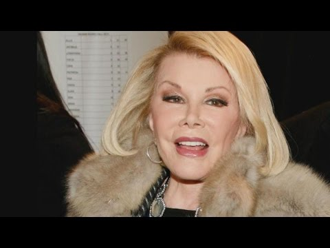 Joan Rivers Funeral Is A Fabulous Send Off With Gay Men's Chorus, Red Carpet, Friends & Family