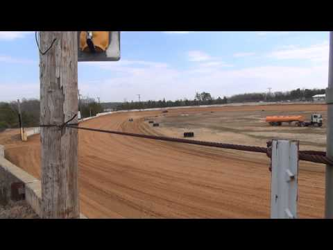 Test and Tune at Camden Motor Speedway