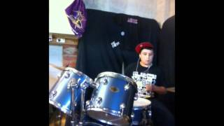 Snoop Dog & Wiz Khalifa - Young, Wild & Free - Drum Cover