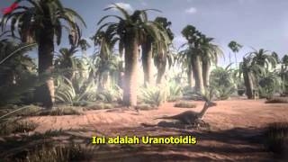 planet dinosaur episode 2 feathered dragons bbc with indonesian subtitle