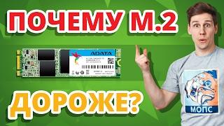 ДА НЕ БОМБИТ У МЕНЯ!!!!!!!!!!!!11 ➔ Обзор M.2 SSD ADATA SU800 Ultimate