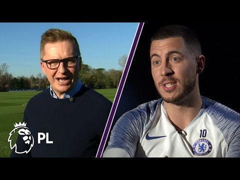 Chelsea's Eden Hazard: Inside the Mind with Arlo White | Premier League | NBC Sports