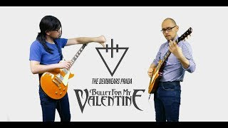 Bullet For My Valentine vs The Devil Wears Prada (King Of Metalcore: Season 1 Episode 1)