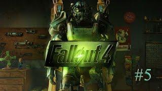Прохождение Fallout 4 5 - Завод с Рейдерами
