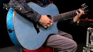 Taylor Custom Grand Symphony #10705 Acoustic-Electric Guitar