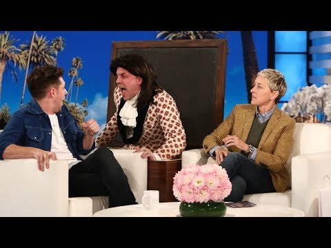 'Harry Styles' Scares Niall Horan