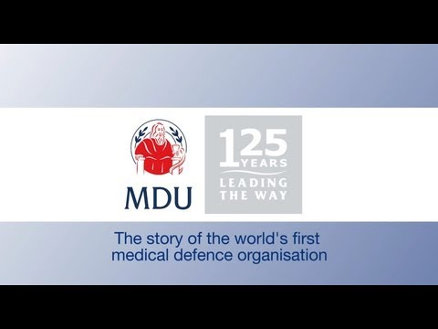 The Story of the World's First Medical Defence Organisation