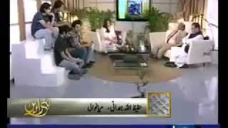 Talk Show About Anti-Ahmadiyya Law- on Samaa.tv with Nadia Jamil 3-4..