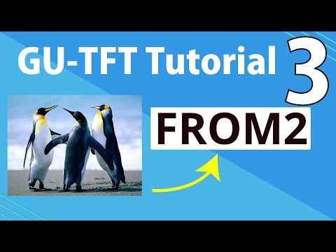 Noritake GU-TFT Tutorial | Part 3: Storing Images to FROM2 with GU-TFT Tool