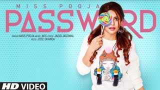 8DSOUND Password Miss Pooja Full Song AKS Jaggi Jagowal Latest Punjab Songs 2019