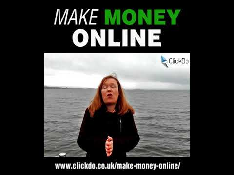 Make money online tips while traveling in Oslo by Manuela from ClickDo