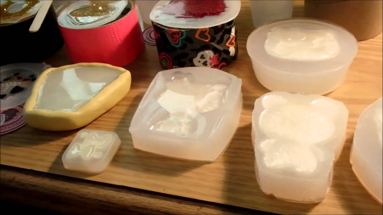 how to make epoxy resin more white bjd