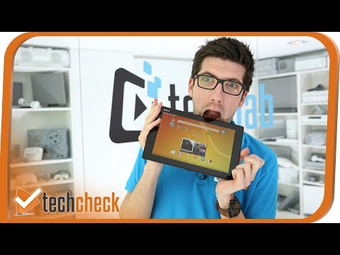 Sony Xperia Z2 Tablet im Test I Techcheck