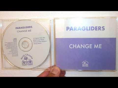 Paragliders - Change me (1998 Kid Loops remix)