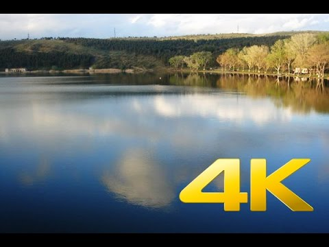 DJI Inspire 1 Lisi Lake,ლისის ტბა,  Awesome aerial video, 4K aerial video footage