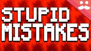STUPID REDSTONE MISTAKES: How to Fix Them!!