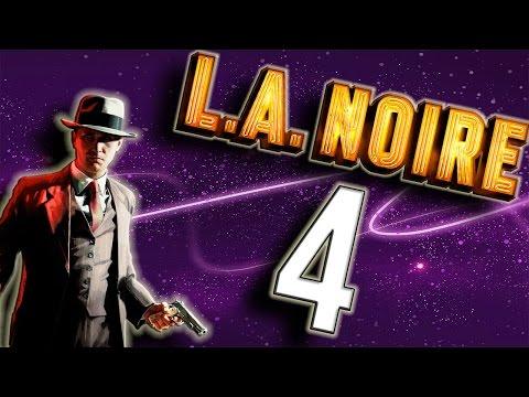 LA Noire - Part 4 | Tailing Frank Morgan