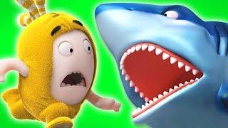 Oddbods - SHARK TALES | Funny Cartoons For Children | Vidavoo