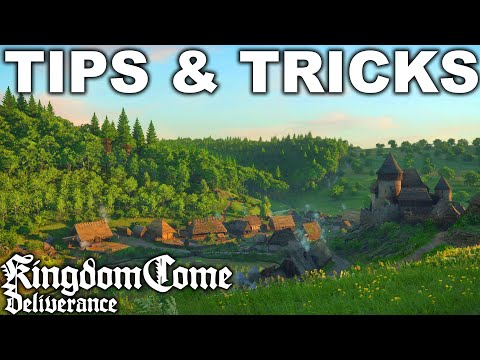 Kingdom Come: Deliverance Combat Tips and Tricks