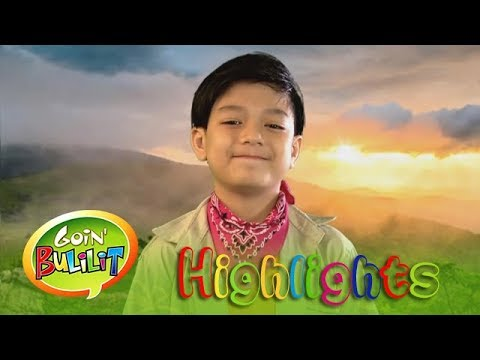 Goin' Bulilit: Who is 'Amazing Bert'?