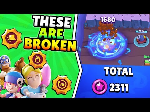MY MOST STAR POINTS EVER & NEW STAR POWERS FOR PENNY, PIPER & PRIMO = BROKEN IN BRAWL STARS!