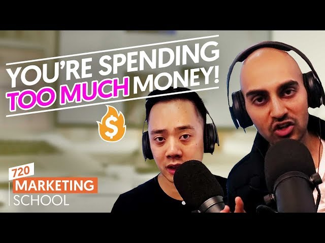 You're Spending Too Much Money? Here's What to Do: | MS #720