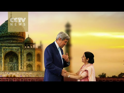 John Kerry in India for security, economy forum