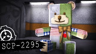 """THE BEAR WITH A HEART OF PATCHWORK"" SCP-2295 