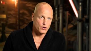 the hunger games mockingjay part 1 woody harrelson haymitch abernathy interview