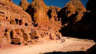 Awe Inspiring Short Time-lapse of Petra
