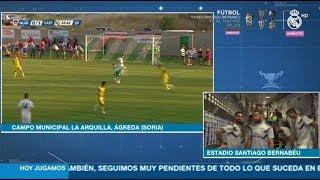 مشاهدة مباراة ريال مدريد و ميلان بث مباشر بتاريخ 11-08-2018 كأس سانتياغو برنابيو