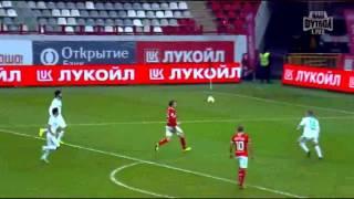 Спартак-Зенит 4-2 обзор 10.11.2013