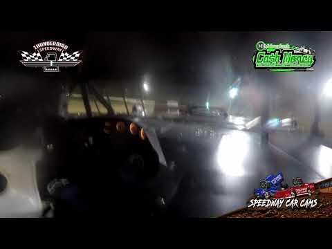 #9 Darrin Crisler - Cash Money Late Model - 6-14-19 Thunderbird Speedway - In Car Camera