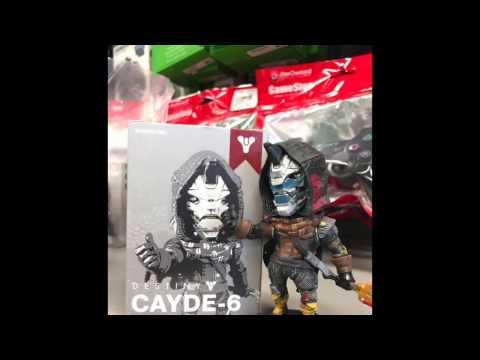 DESTINY 2 CAYDE-6 PRE-ORDER BONUS IMAGES! (Looks Like Gamestop Pre-Order Bonus)