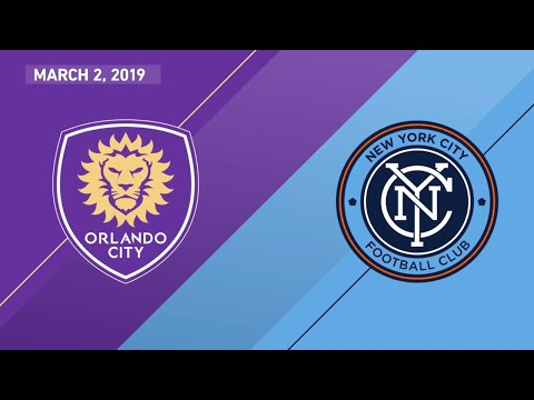 HIGHLIGHTS: Orlando City SC vs. New York City FC | March 2, 2019