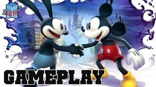 COTV - Epic Mickey 2 The Power of Two Gameplay Commentary