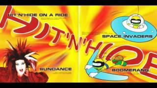 HIT'N'HIDE  - ON A RIDE -  ALBUM