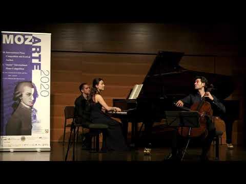 L.v.Beethoven - 7 Variations from Mozart's Magic Flute | Roger Morelló & Alica Müller (live)