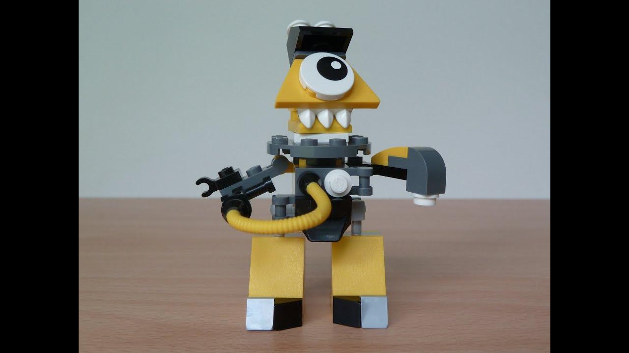 LEGO MIXELS KRADER TESLO MURP Lego 41503 Lego 41506 Mixels ...  LEGO MIXELS KRA...