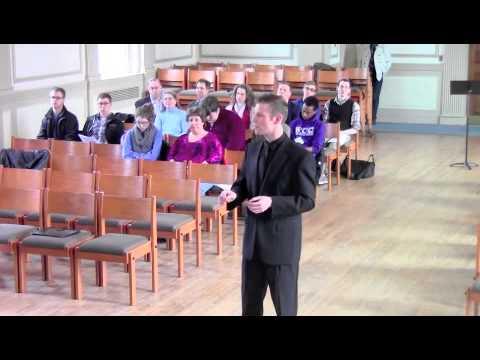 Rejoice in the Lamb (Op.30) - Benjamin Britten