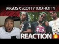 Quality Control Too Hotty Ft Quavo Offset Takeoff REACTION mp3